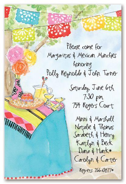 Print Yourself Mexican Fiesta Invitation Custom Printable Party – Mexican Fiesta Party Invitations