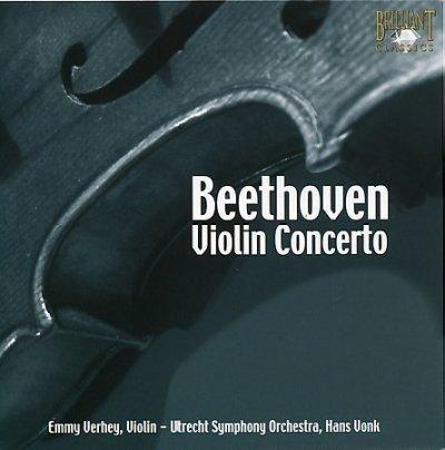 Emmy Verhey - Beethoven: Violin Concerto