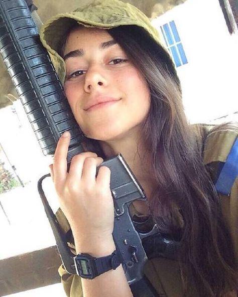 beautiful young israeli girls