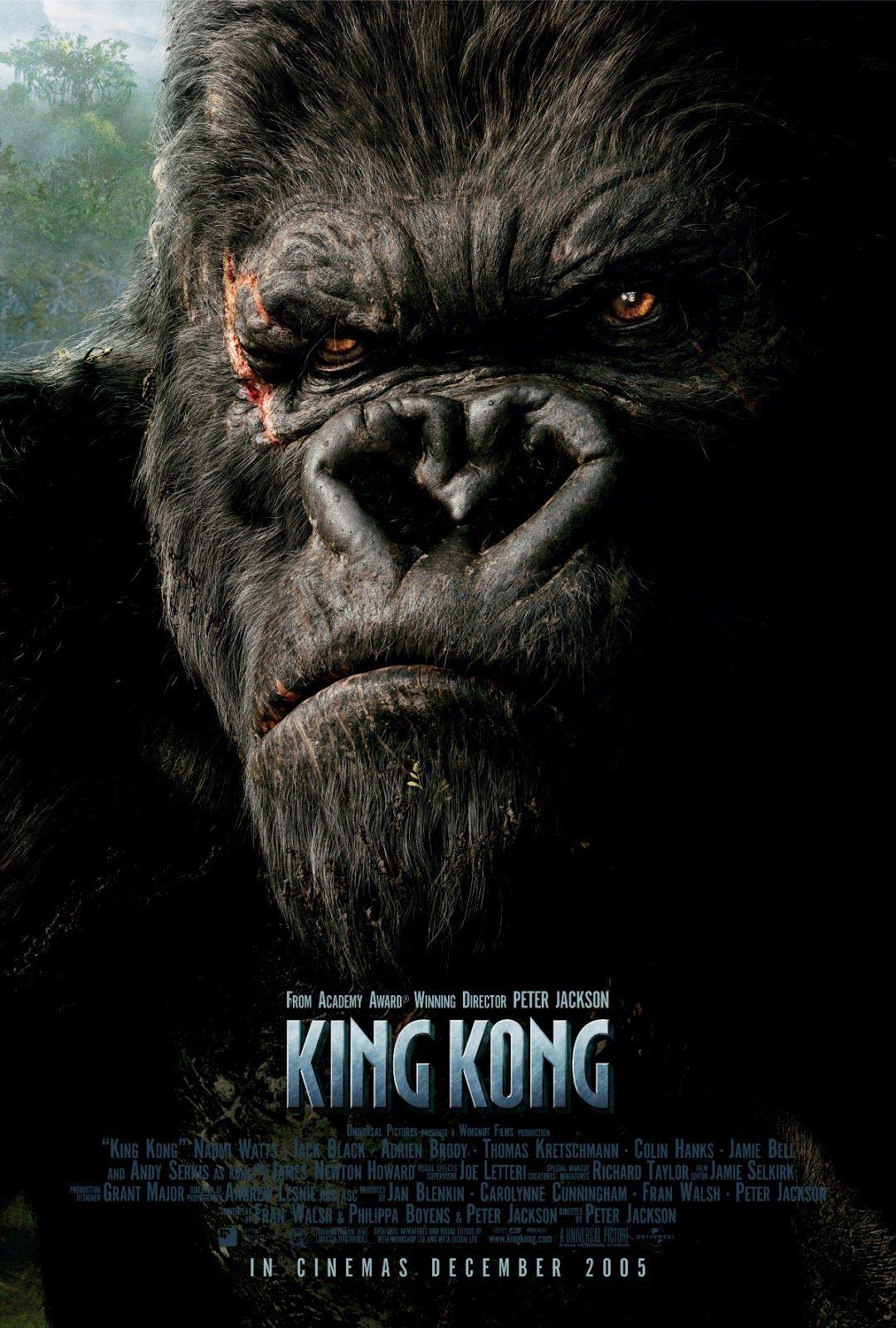 Movie review king kong 2005 king kong king kong