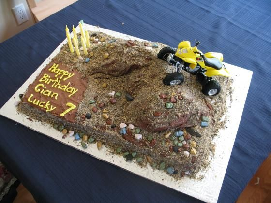 The Canadian Living Crazy Cakes Contest Atv Ing Cake