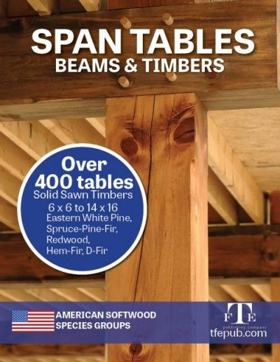 Timber Frame Beam Span Tables Yahoo Image Search Results
