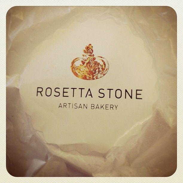 Rosetta Stone Artisan Bakery, Alexandria, Sydney http://instagram.com/p/bptFaLEM12/