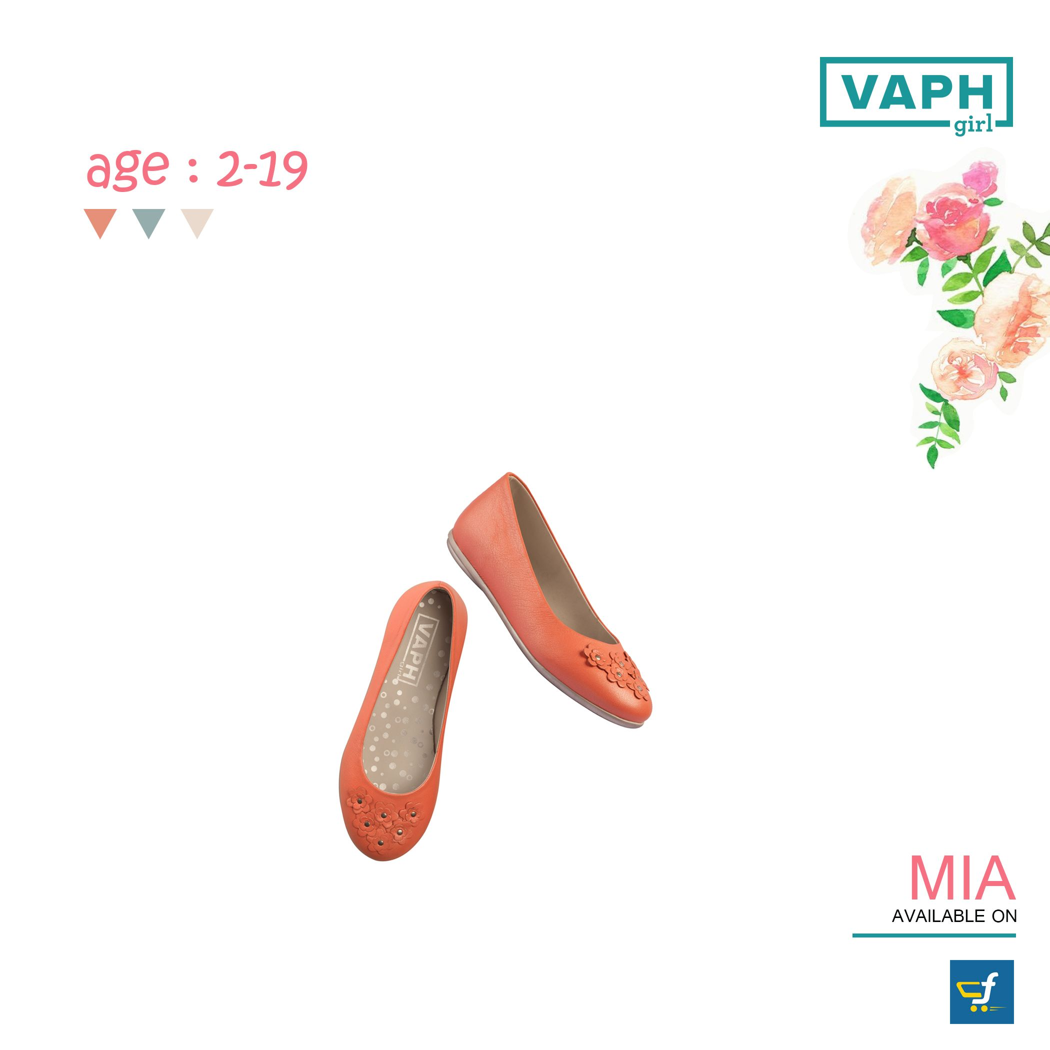 MIA Now available on Flipkart.com Shop VAPH Shoes ONLINE! | Girls ...
