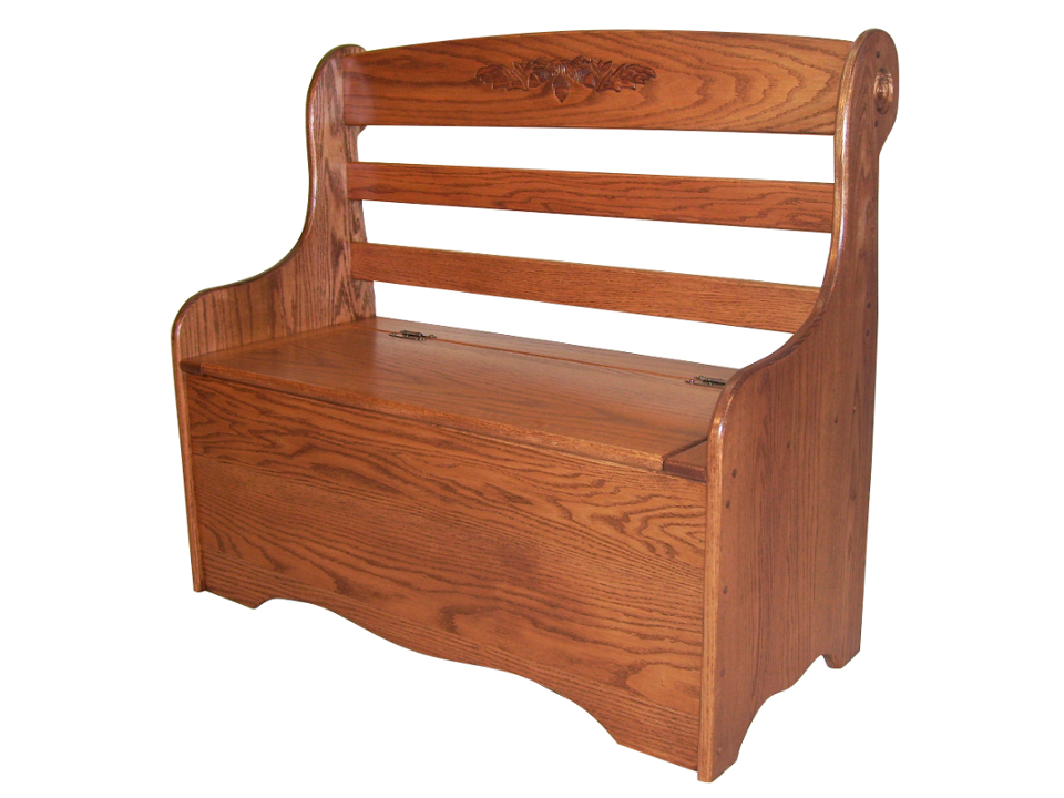 Deacon Bench Foothills Amish, Foothills Amish Furniture