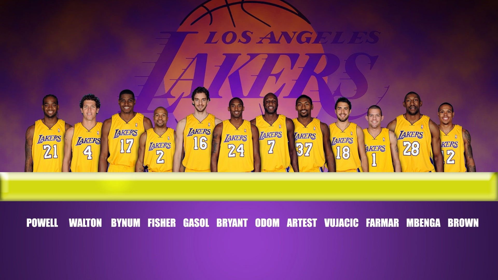 Los Angeles Lakers For Mac Wallpaper In 2020 Los Angeles Lakers Team Wallpaper Lakers Wallpaper