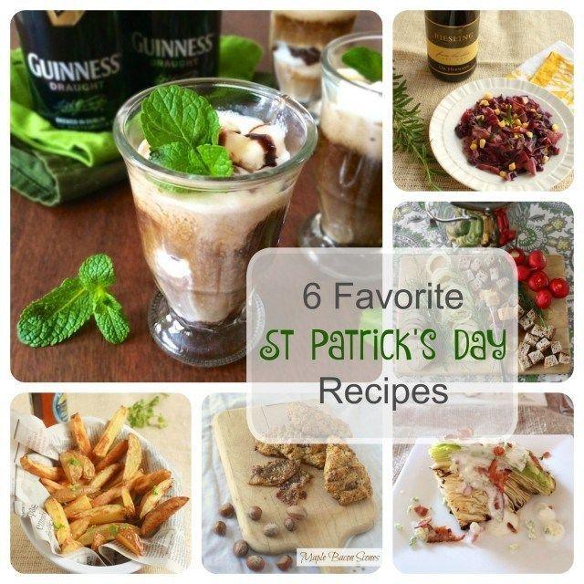 The Tasty Recipes To Celebrate St Patrick's Day! Recipes