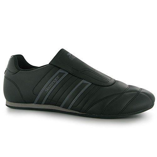 Slazenger Herren Warrior Turnschuhe Sneakers Sport Schuhe Schlupfschuhe - http://on-line-kaufen.de/slazenger/slazenger-herren-warrior-turnschuhe-sneakers