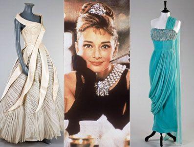 audrey hepburn auction | Audrey Hepburn\'s Most Iconic Gowns on ...