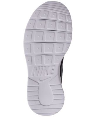 5f52578a845 Nike Little Boys  Tanjun Print Casual Sneakers from Finish Line - Black 1.5