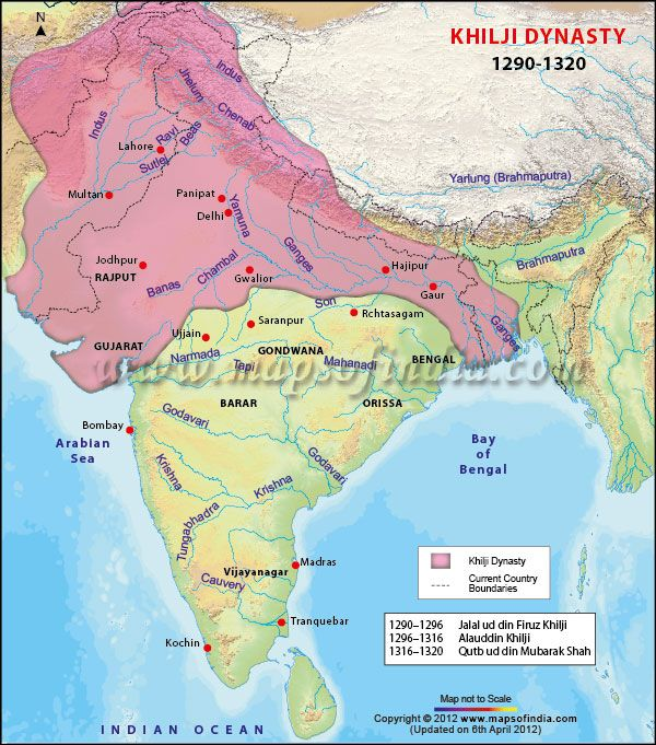 The khilji dynasty ruled over parts of south asia and originated this map shows the slave dynasty or mamluk sultanate with capital and current country boundaries slave empires existed from 1206 to gumiabroncs Images