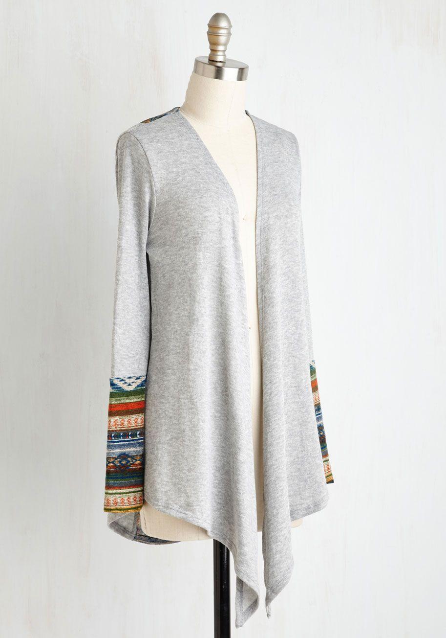 Chill Collaboration Cardigan | Mod Retro Vintage Vests | ModCloth.com