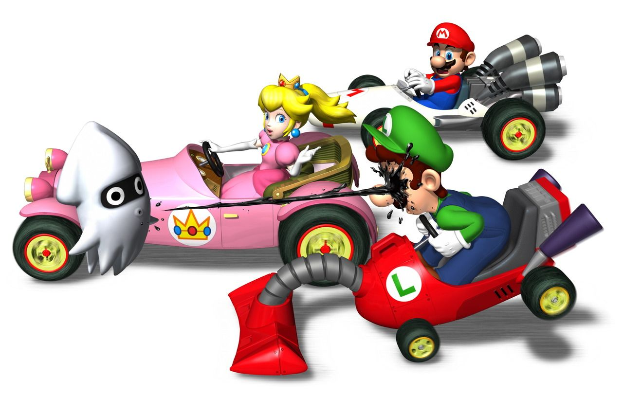 Metacritic Game Reviews Mario Kart Ds For Ds Race And Battle With