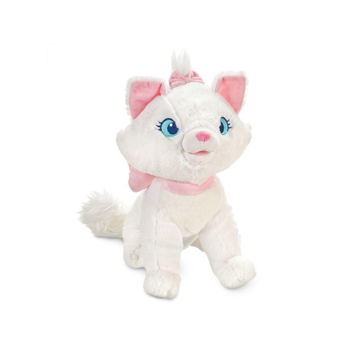 Marie Plush The Aristocats Medium 12 Shopdisney Disney Stuffed Animals Plush Stuffed Animals Aristocats