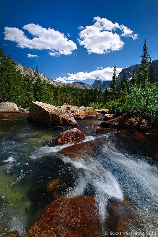 Wind River Stream