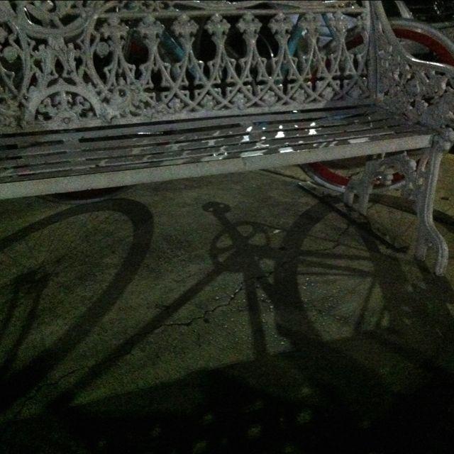 Describe tu pin...Paseo en bici por Coyoacan...