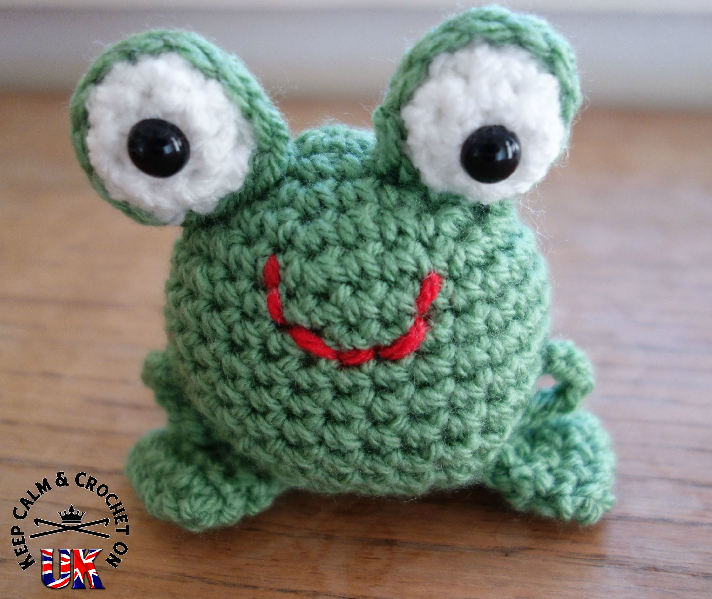 Zan Crochet: Keroppi | 2486x2953