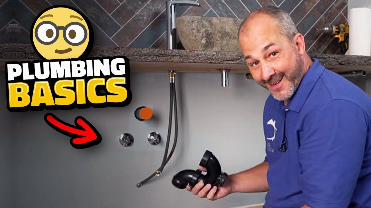 How to install sinks faucets and toilets faucet