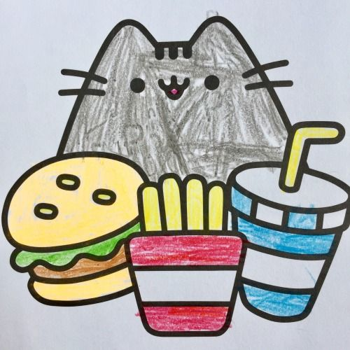 - We Loved Mini Pusheen Coloring Book For The Following Reasons: It's Tiny  (so You Don't Have To Commit To Too Much C… Coloring Books, Pusheen, Cute  Cats And Dogs