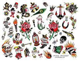 Risultati immagini per tattoo colorati piccoli
