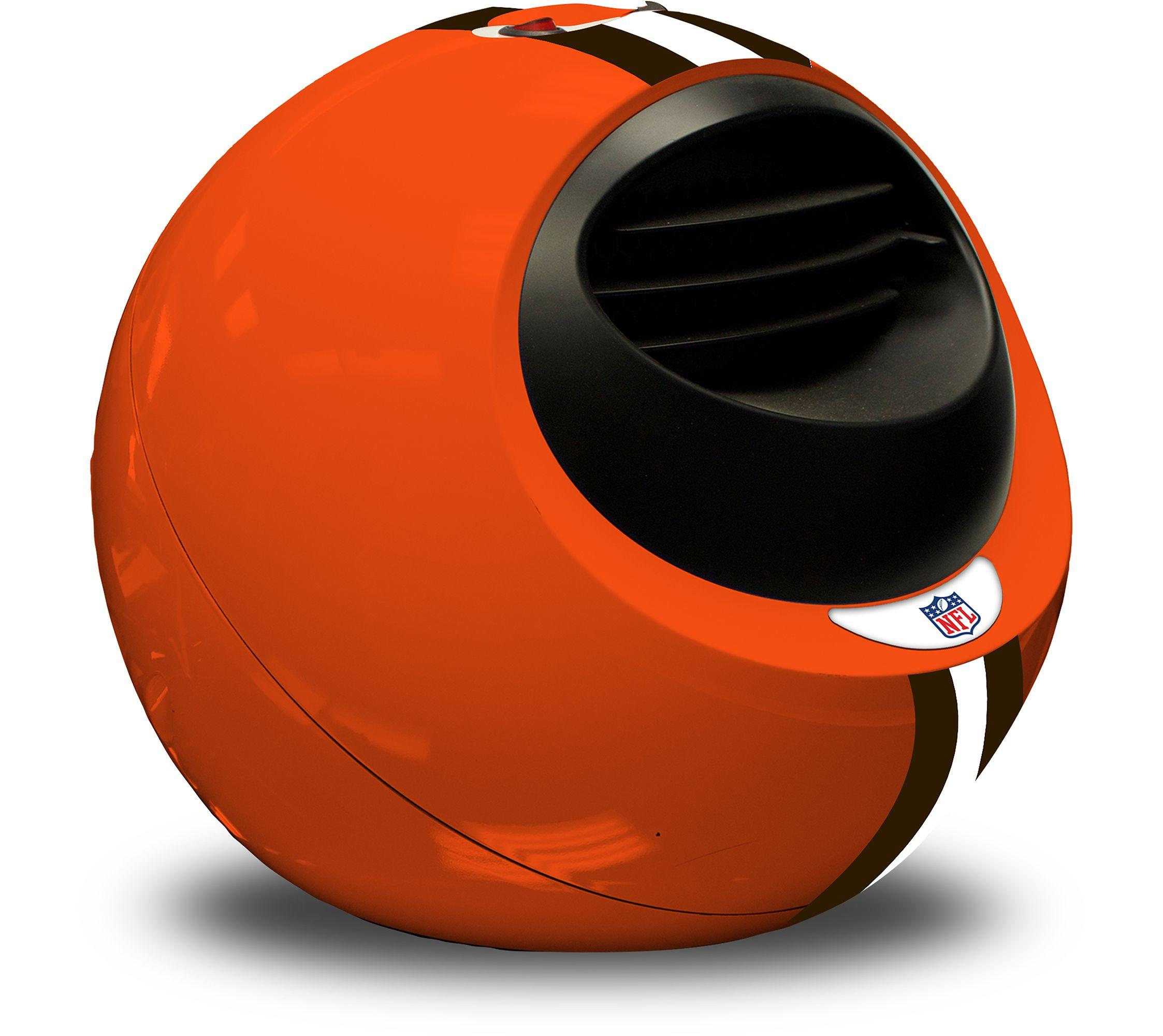 Clevland Browns Officially Licensed Nfl Portable Infrared Helmet Heater Cleveland Browns Helmet Cleveland