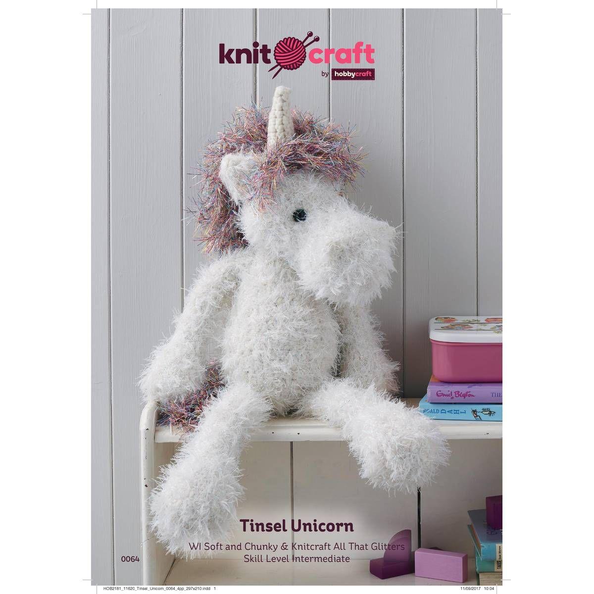 62635560a Free Pattern Knitcraft Tinsel Unicorn 0064