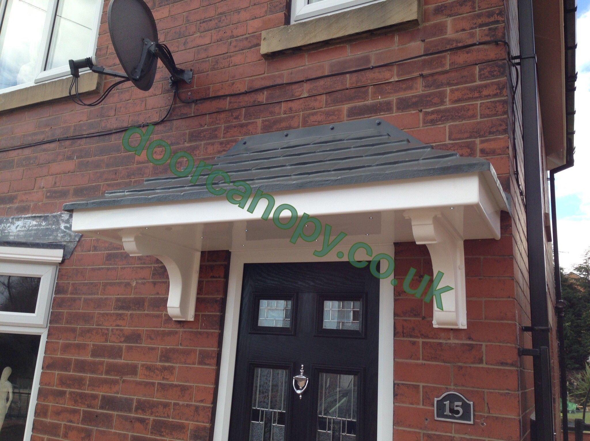 Free fitting on any canopy : door canopy leeds - memphite.com