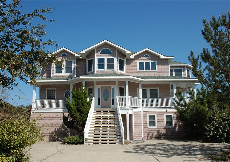 Twiddy outer banks vacation home island paradise corolla oceanside 9 bedrooms