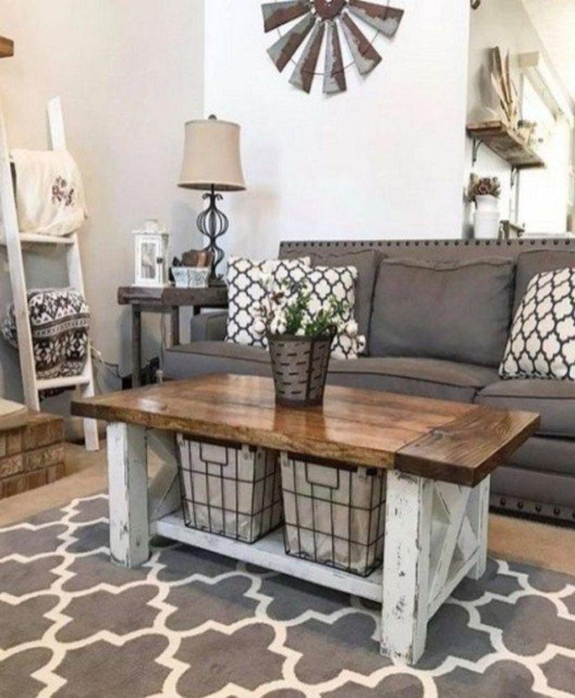 Stunning 36 Elegant Farmhouse Living Room Design And Decor Ideas  Http://gurudecor.