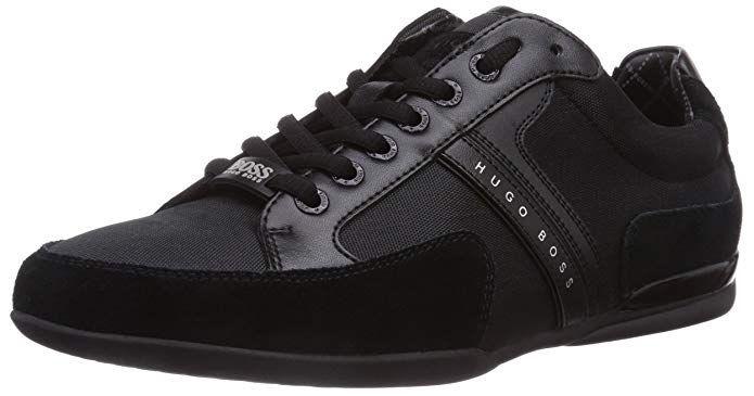 Sneakers Jeans Armani 935534cc505 Homme Basses Schwarz Noir q7wEwRTv