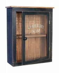 Dining room : Vintage Starlight Bathroom Soap Cabinet by Baubles-N-Bling New Port Richey 34652