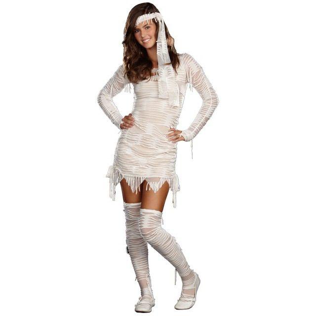 Halloween Costumes for Teen Girls Ghost costumes, Costumes and - halloween ghost costume ideas