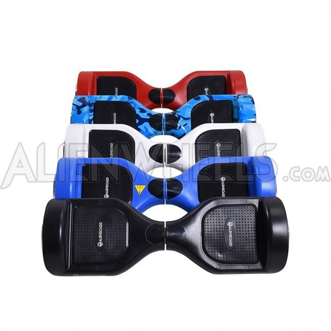 AlienBoard™ B1 Self Balancing Scooter in Black, Blue, White, Red and Camo Blue