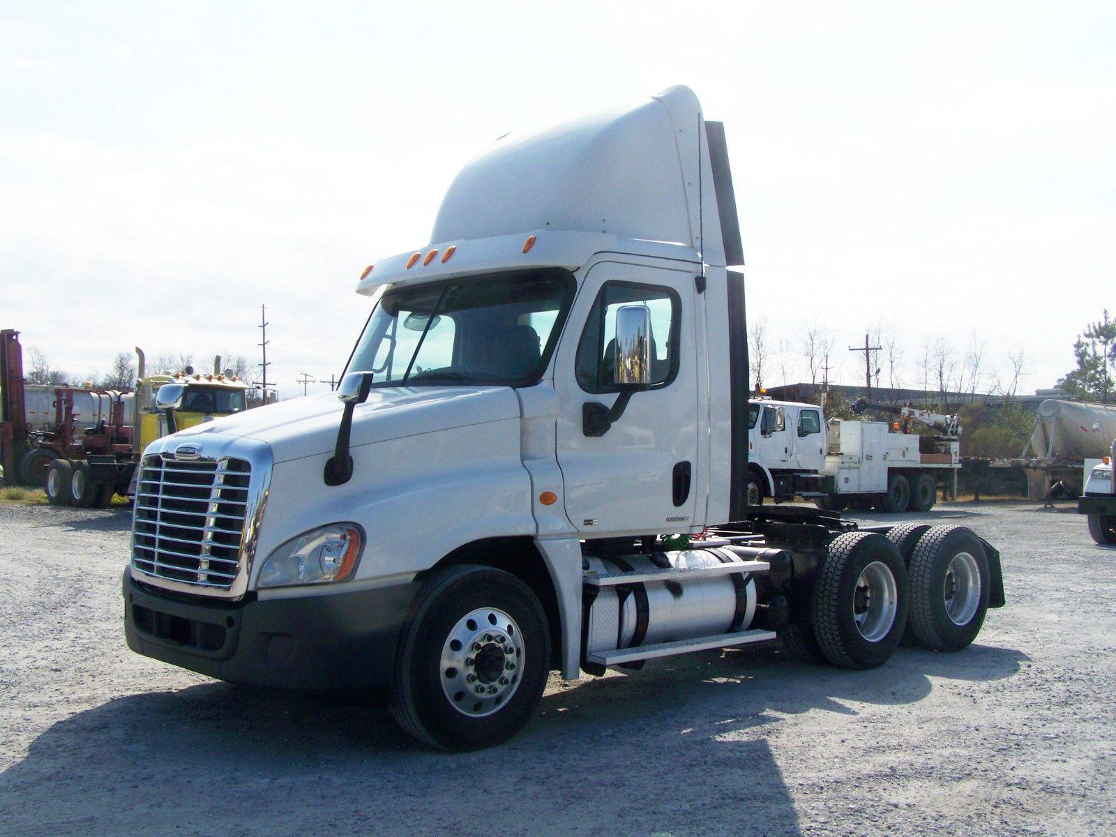 2012 Freightliner Ca125 Cascadia For Sale Freightliner New Trucks Cascadia