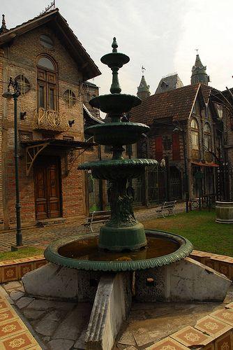 Campanopolis, la aldea medieval. Gran Buenos Aires, Argentina