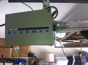 genie blue max garage door opener wont open - Garage Door Wont Open