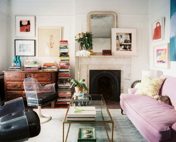 wohnideen wohnzimmer vintage look und kreative ideen The house - wohnzimmer ideen modern