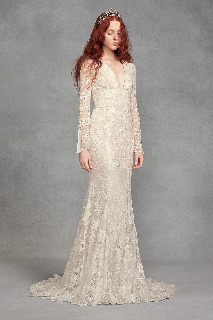 David's bridal red wedding dress  Davidus Bridal offers all wedding dress u gown styles including