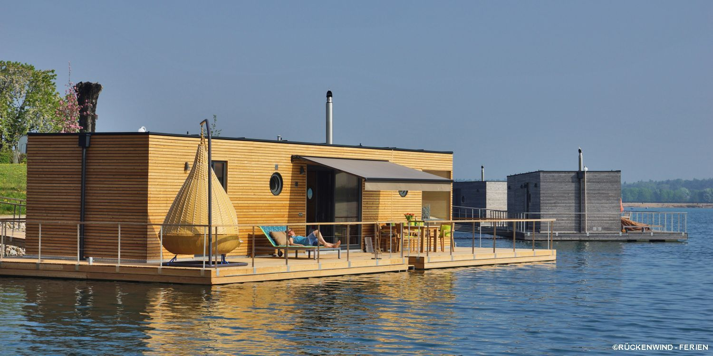 Komfortable Hausboote Bei Wesel Mit Kamin Sauna Und Tollem