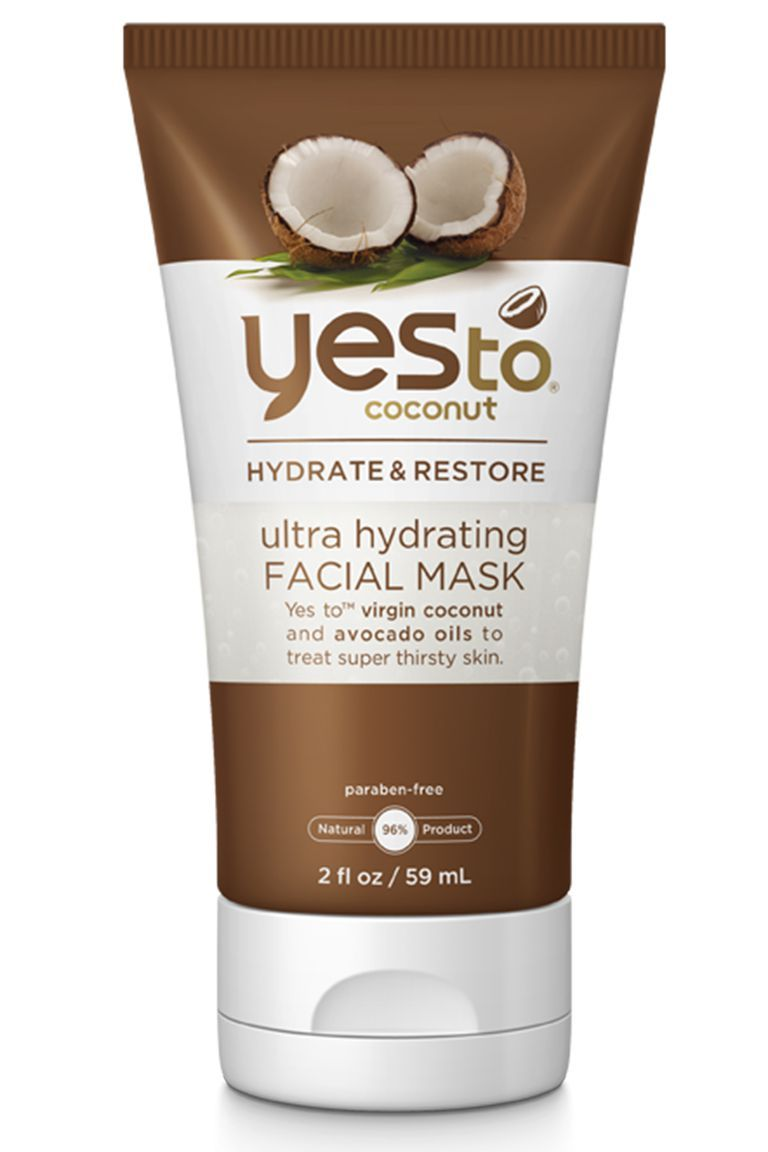 Charting 10 New Face Masks We Love Mask for dry skin