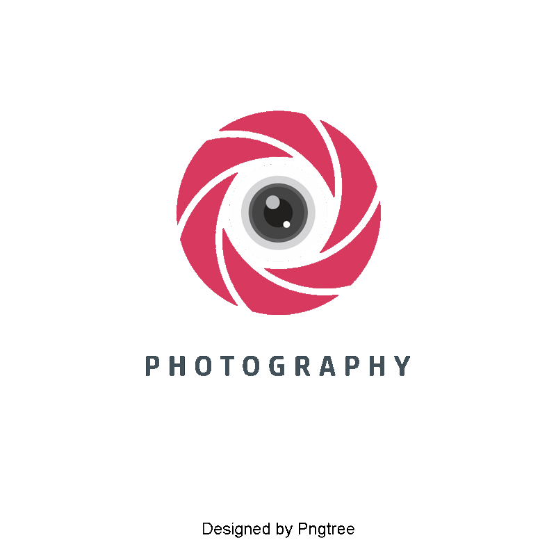 Red Camera Lens Vector Red Lens Photography Png Transparent Clipart Image And Psd File For Free Download Lens Logo Camera Lens Photographers Logo Design