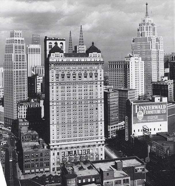 Westin Book Cadillac News: Pin On Detroit (1901-2019