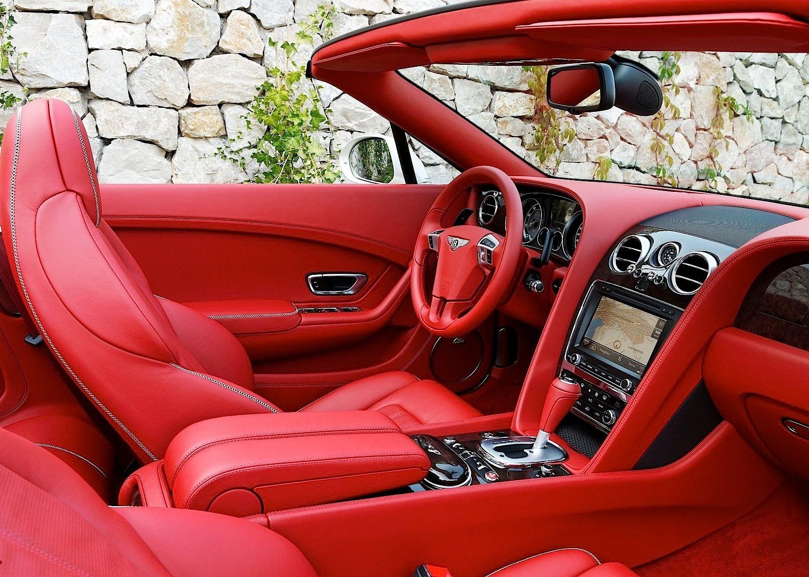 Bentley Continental Gtc Interior Cars Bentley Pinterest