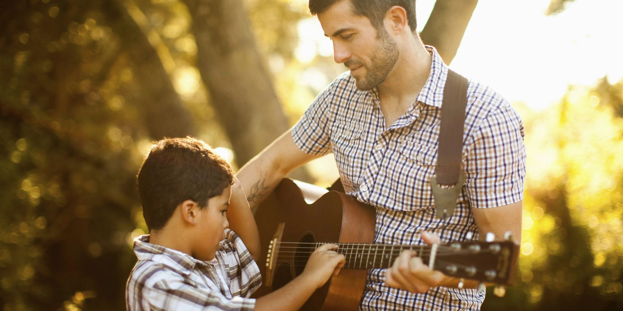 This image represents my past play. The play personality for this image is Explorer. The boy is obviously seeking a new experience by reaching out to touch the guitar. The qualities of play would be Voluntary and Inherent Attraction. The child wants to discover because he is mesmerized by the sounds the guitar is making while his father plays.