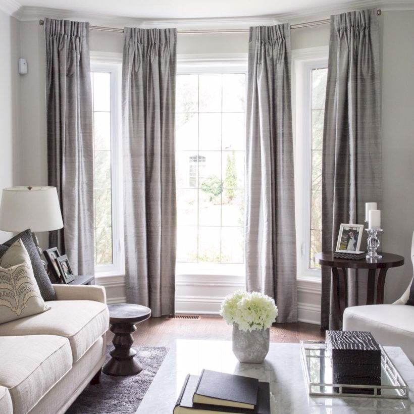 55 stylish living room curtains ideas blinds with images