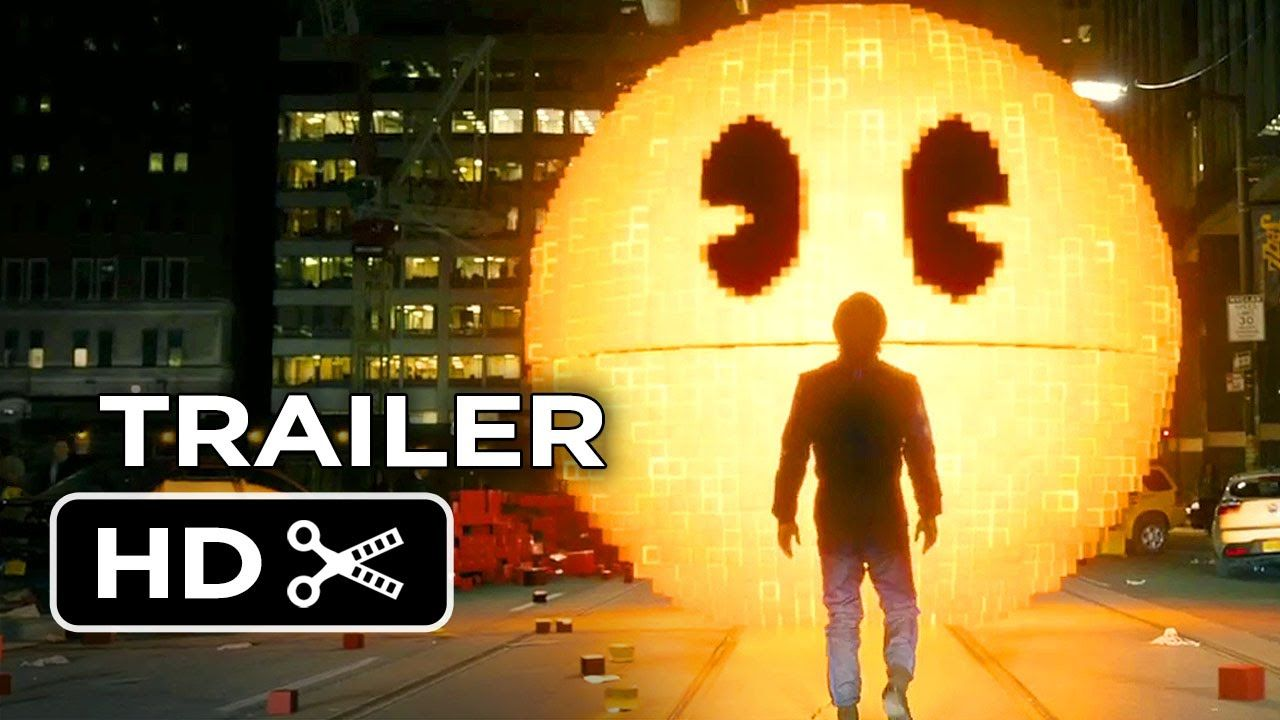 Adam Sandler's Pixels Movie Is A Classic Video Game Lovers ...