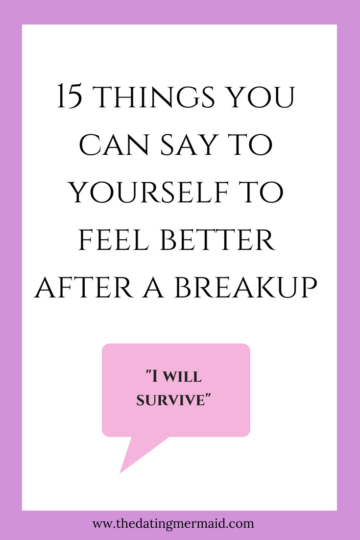 15 Things That You Can Say To Yourself To Make Yourself Feel