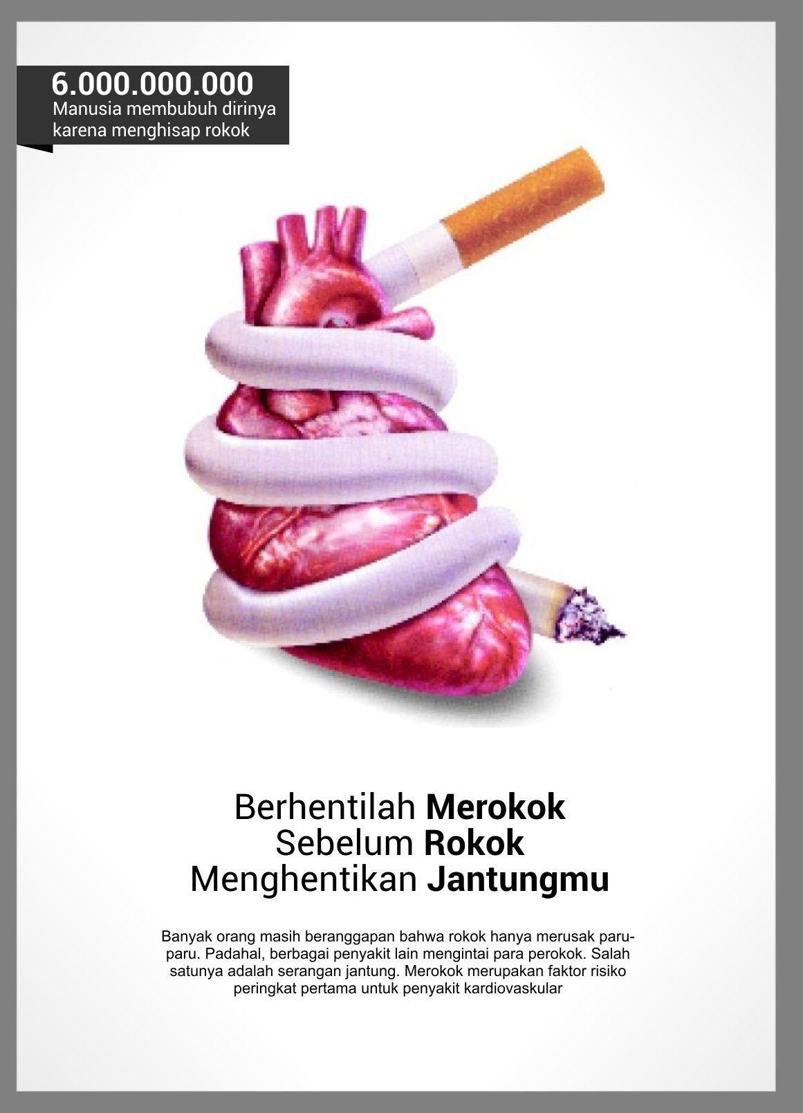 Bahaya Rokok Rokok Kesehatan