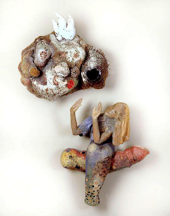 Arthur Gonzalez (With images) | Ceramic sculpture