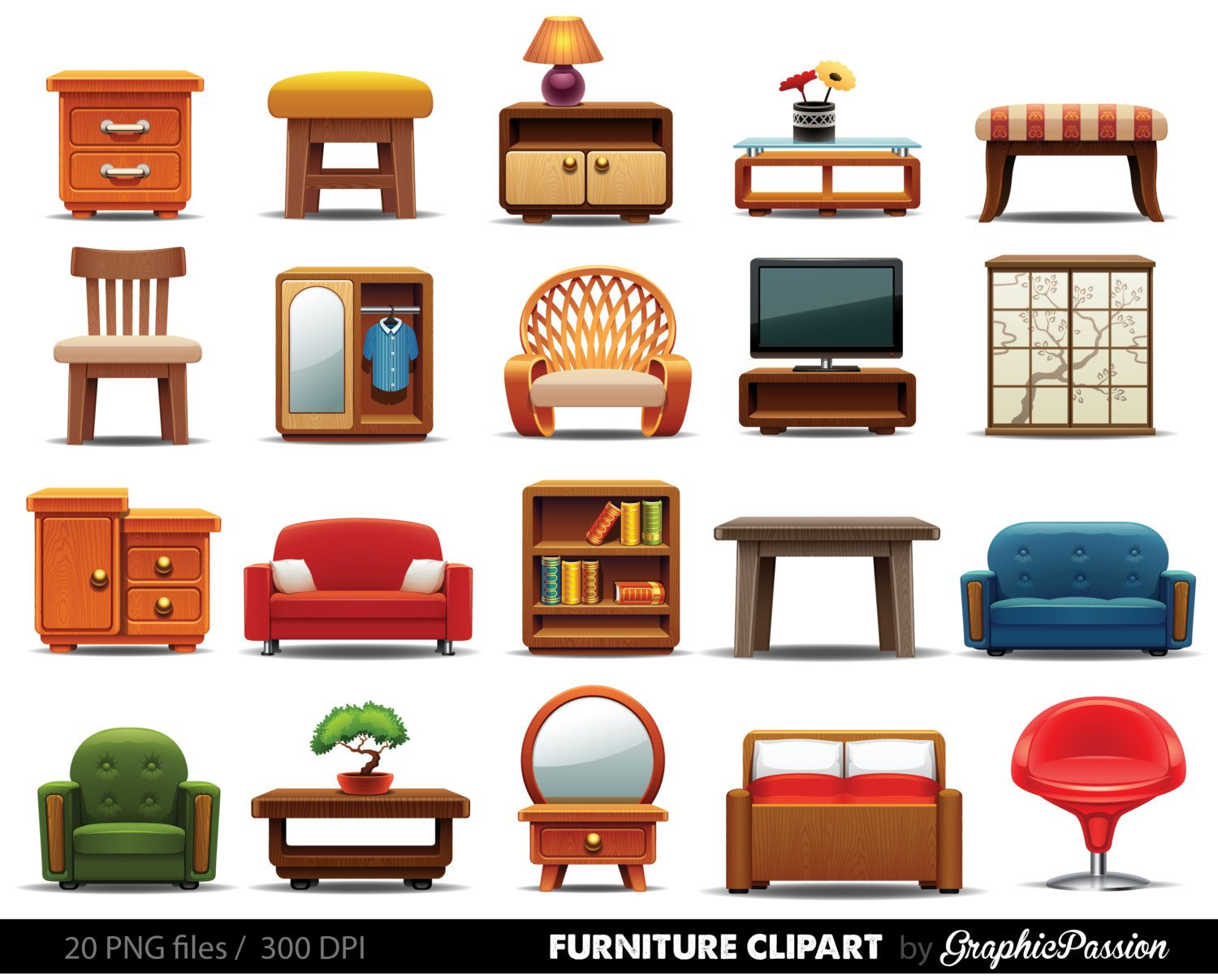 44++ Living room clipart background information